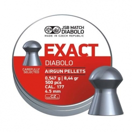 Diabolo JSB EXACT - 4,51mm (.177) / 0,547g - (500ks)