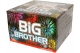 Pyrotechnika Big Brother 100 ran / 30 mm - kompaktní ohňostroj